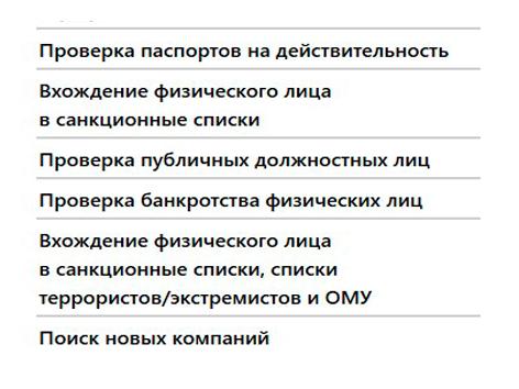 Дополнительный функционал Фокус АПИ